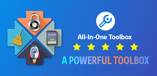 All-In-One Toolbox: Cleaner, More Storage & Speed - Apps on
