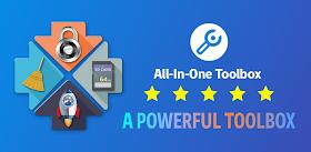 All-In-One Toolbox 8.1.6.1.1 Pro - Sạch Hơn, Lưu Trữ Nhiều Hơn Và Tốc Độ Cao Hơn