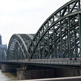 by Kaushik Nandy - Buildings & Architecture Bridges & Suspended Structures (  )