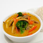 Golden Curry Tofu