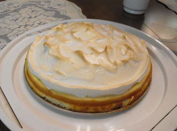 Kim's Banana Cream Cheesecake Recipe