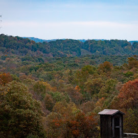 Tennessee by Mary Phelps - Landscapes Mountains & Hills ( mountains, tennessee, fall, hills, landscape, canon )