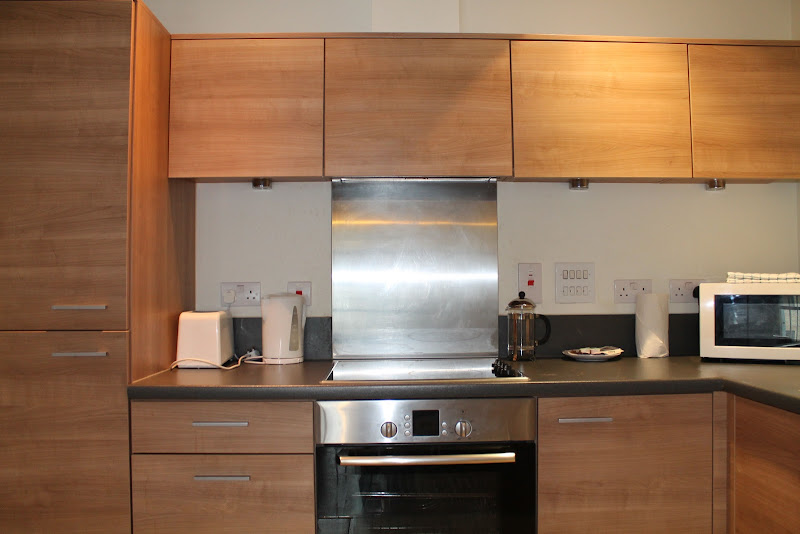 kitchen interior city area rental apts