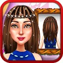 Princesa trenzado Hair Salon icon