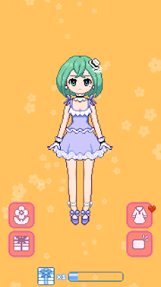 Momo's Dressup screenshot