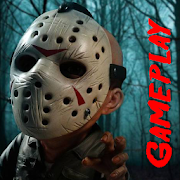 App Icon for Walkthrough Friday 13th Gameplay App in Czech Republic Play Store