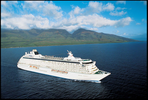 crystal-serenity-at-sea.jpg - The 5-star Crystal Serenity carries 1,070 passengers to all regions of the world.