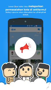 Qlue - Smart City App- gambar mini screenshot
