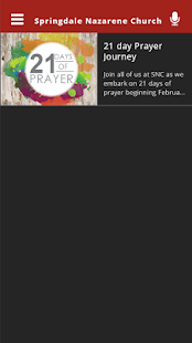 Springdale Nazarene Church- screenshot thumbnail
