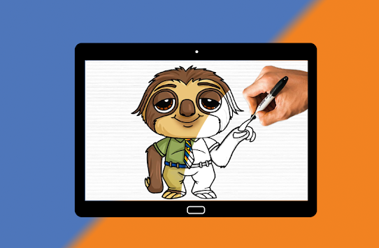 Download How To Draw Disney Zootopia Characters Apk Latest Version