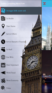 Colella Consulting World Firm- miniatura screenshot