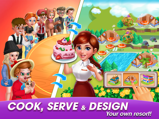 Cooking World: Cook, Serve in Casual & Design Game 1.0.6 screenshots 7