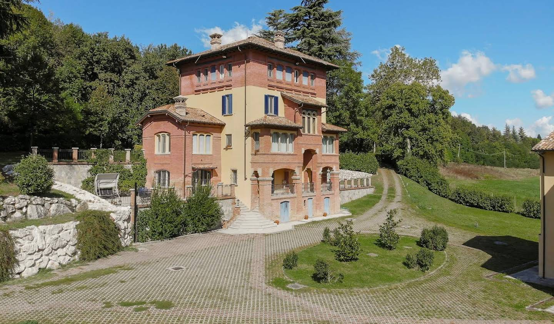 Villa with garden and terrace Salsomaggiore Terme