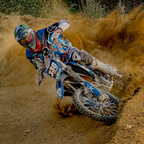 Dirty bike by Stane Gortnar - Sports & Fitness Motorsports ( dirty bike, bike, motocross, engine, moto, sport, race, cross,  )