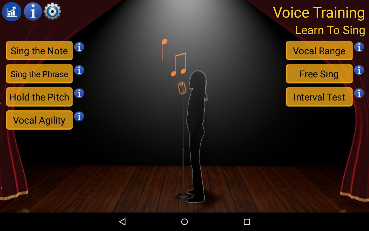 Voice Training - Learn To Sing - Apps on Google Play
