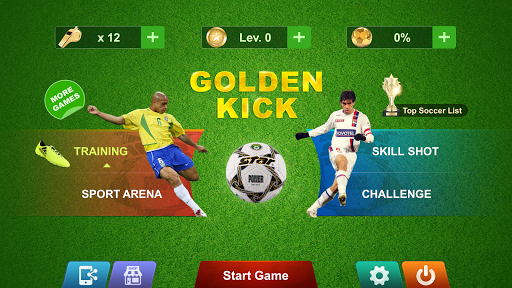 Flick Football Free Penalty Kick Strike Champion 1.06 androidappsheaven.com 1