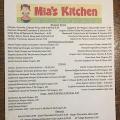 Photo from Mia's Kitchen