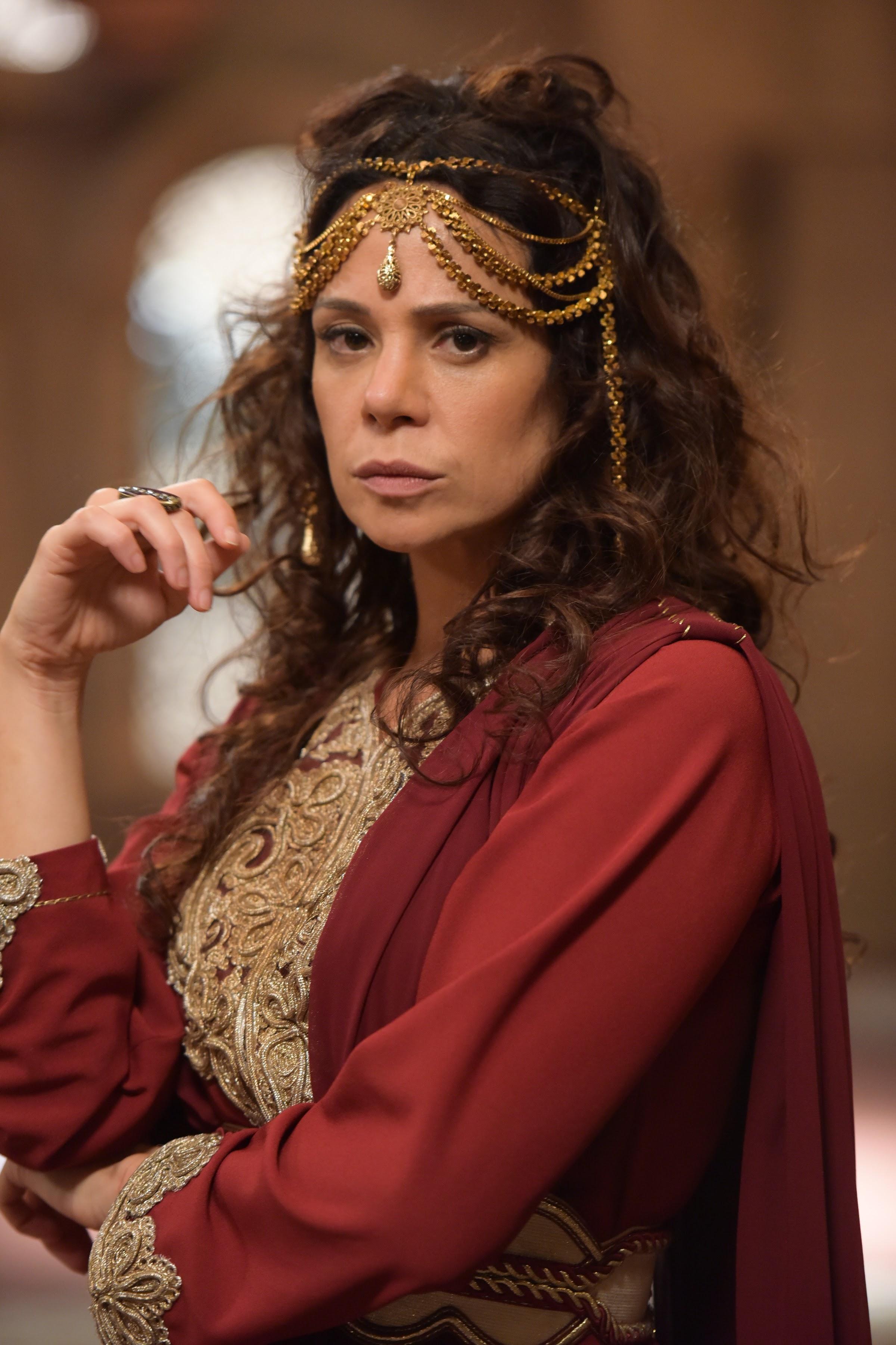 Herodíade (Vanessaa Gerbelli) Novela 'Jesus'