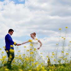 Wedding photographer Oksana Grigorenko (Grigorenko). Photo of 16.06.2016