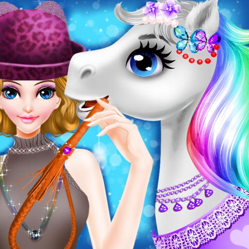 Horse Nurse Icon