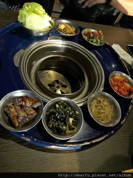 笨豬跳 韓式料理