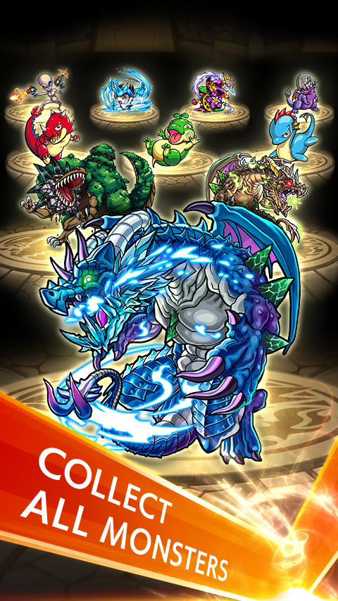 Monster Strike- screenshot