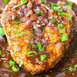 Pan-Seared Chicken Breast with Shallots