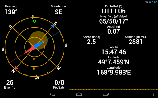 GPS Status & Toolbox screenshot 9