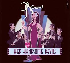 Photo: Naomi & Her Handsome Devils debut CD.