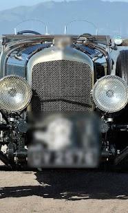 Wallpaper Bentley 4 5 Litre - náhled