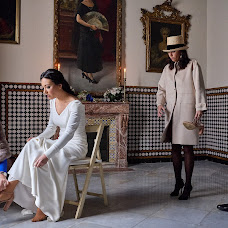 Wedding photographer Alberto Parejo (parejophotos). Photo of 06.02.2018