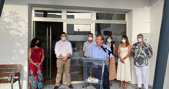 Pulpí moderniza el Centro Social de Pozo Higuera con el apoyo de la Diputación