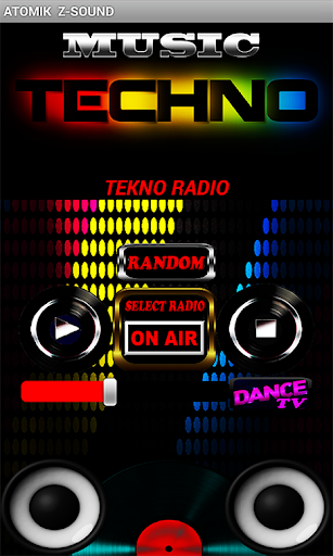 Dance Tv And Techno Radio