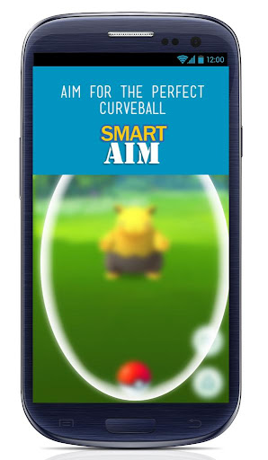 SMARTAim for Pokemon GO PRO screenshot