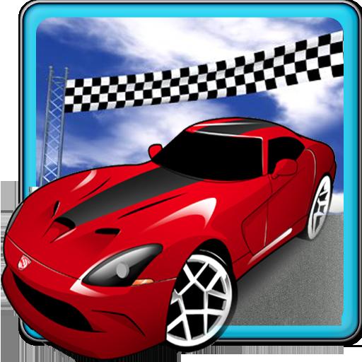 賽車遊戲App|疯狂赛车 - 临演进 LOGO-3C達人阿輝的APP