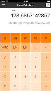 App Pound Calculator-pound conv,1000 separator option- APK for Windows Phone