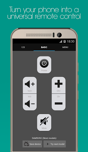 iR Universal Remote Control on the App Store - iTunes - Apple
