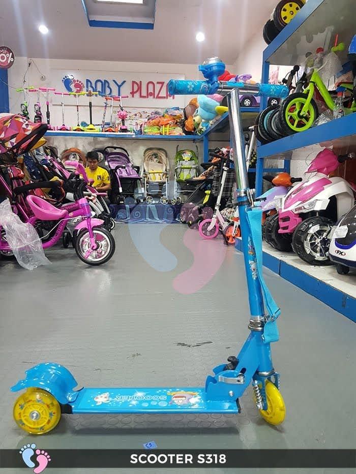 Xe trượt Scooter 3 bánh Broller S318 1