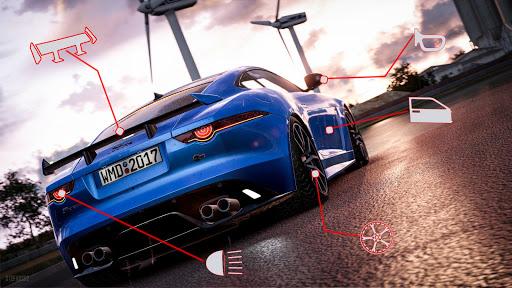 f-type: extreme real city car stunts drive & drift screenshot 1