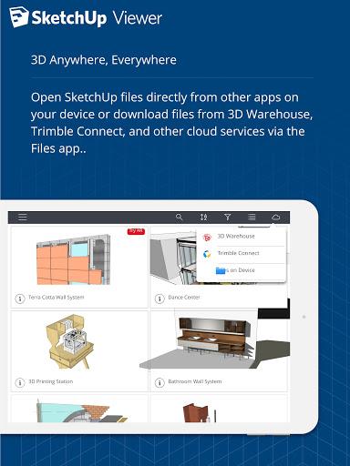 SketchUp Viewer 5.4.1 screenshots 11