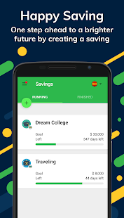 Money Lover: Budget Planner, Expense Tracker Screenshot