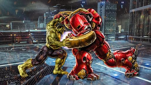 Ultimate Superhero Avenger Immortal Gods Arena War 1.0 screenshots 9