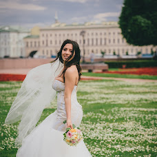 Wedding photographer Elizaveta Shagal (Shagalkina). Photo of 03.10.2017