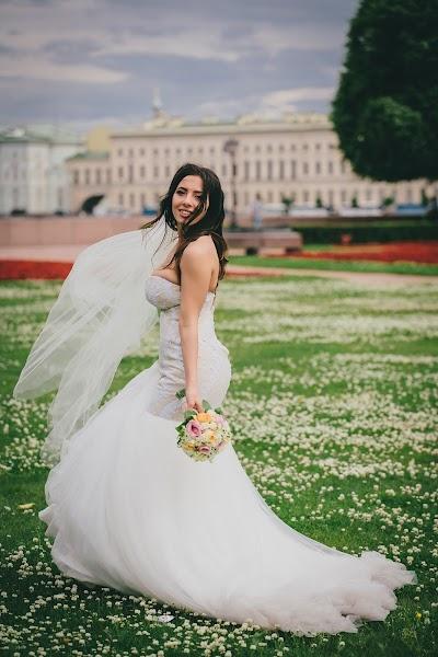 Vestuvių fotografas Elizaveta Shagal (Shagalkina). Nuotrauka 03.10.2017