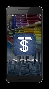 TTS - Total Textile Solution - náhled