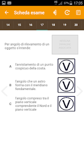 Galileo Quiz Patente Nautica- miniatura screenshot