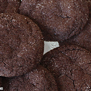 Fudgy Chocolate Cookies Recipe
