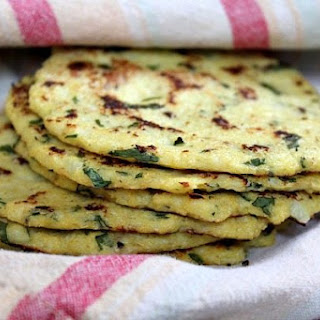 Cauliflower Tortillas.