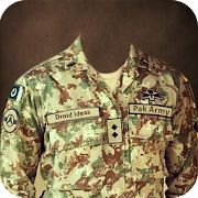 Pakistan Army Suit Editor latest