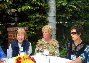Photo: Megan Geffeney Wagner, Colleen Schurter Jannuzzi, Julie Albi Laul